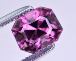Amazing Color 1.60 Ct Natural Mogoc Pink spinel