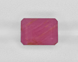 Ruby, 13.33ct - Mined in Guinea | Certified by IGI