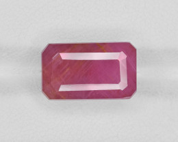 Ruby, 13.14ct - Mined in Guinea | Certified by IGI