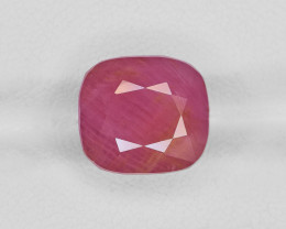 Ruby, 10.69ct - Mined in Guinea | Certified by IGI