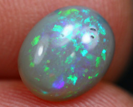 Black Opal Auction Day ~ Australian Lightning Ridge Opal B1009