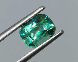 1.60 Carat VS Apatite Neon Paraiba Color Custom Cut and Polish Quality !