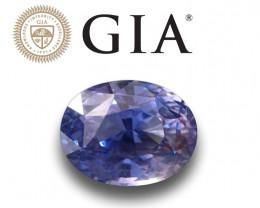 Natural GIA Unheated Blue Sapphire |Loose Gemstone|New| Sri Lanka