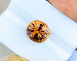 6.50  Ct Natural Brownish VVS Katlang Imperial Topaz Gemstone