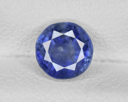 Blue Sapphire, 1.04ct - Mined in Kashmir | Certified by GIA & IGI