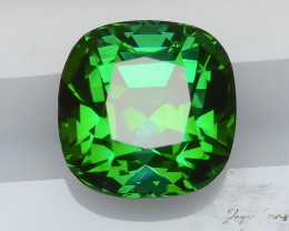Tourmaline 6.78 ct Rich Green Afghan Mined