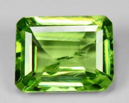 1.55 Ct Tsavorite Garnet Sparkling Luster Gemstone TS 21