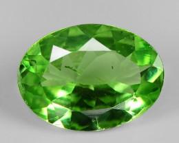 0.64 Ct Tsavorite Garnet Sparkling Luster Gemstone TS 29
