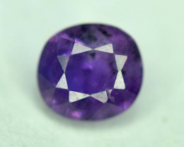 0.50 Carats Rare Natural Kashmir Blue Sapphire Gemstone From Pakistan