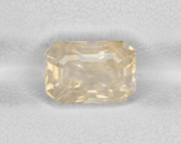 Yellow Sapphire, 5.13ct - Mined in Sri Lanka | Certified by AIGS