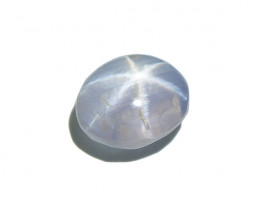 Natural Untreated Star Sapphire 1.78ct, well defined star (01267)