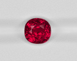 Ruby, 3.03ct - Mined in Madagascar | Certified by GRS & GII