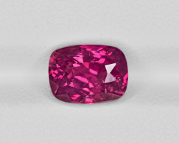 Pink Sapphire, 3.99ct - Mined in Sri Lanka | Certified by GIA