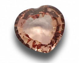 Natural Pinkish Orange Sapphire |Loose Gemstone| Sri Lanka