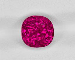 Ruby, 3.01ct-Mined in Burma