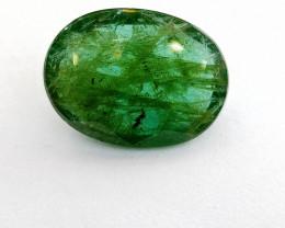 6.46cts  Emerald , 100% Natural Gemstone