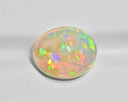 Opal, 5.14ct - Mined in Ethiopia | Certified by IGI