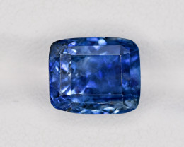 Blue Sapphire, 5.71ct - Mined in Sri Lanka | Certified by GIA