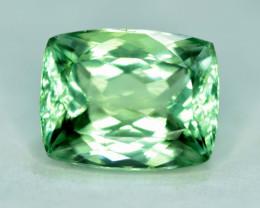 NR ~ 18.70 cts Lush Green Spodumene Gemstone