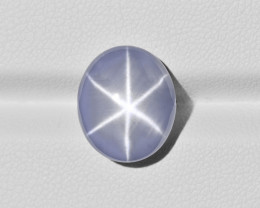 Blue Star Sapphire, 10.16ct - Mined in Sri Lanka | Certified by GIA