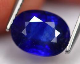 Blue Sapphire 2.63Ct Ceylon Navy Blue Sapphire A1211