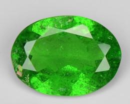 0.68 Ct Tsavorite Garnet Sparkling Luster Gemstone TS 42