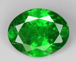 0.69 Ct Tsavorite Garnet Sparkling Luster Gemstone TS 45