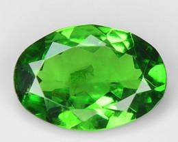 0.58 Ct Tsavorite Garnet Sparkling Luster Gemstone TS 50