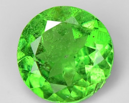 0.49 Ct Tsavorite Garnet Sparkling Luster Gemstone TS 69
