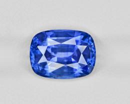 Blue Sapphire, 5.46ct - Mined in Sri Lanka | Certified by GRS