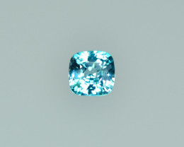 2.17 Cts Stunning Lustrous Cambodian Blue Zircon