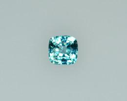 2.46 Cts Stunning Lustrous Cambodian Blue Zircon