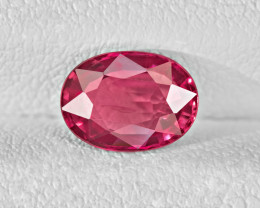 Ruby, 1.62ct - Mined in Mozambique | Certified by IGI