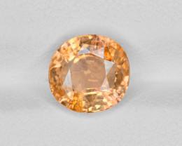 Fancy Sapphire, 3.39ct - Mined in Sri Lanka | Certified by AIGS