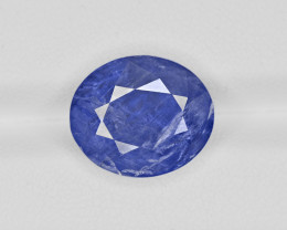 Blue Sapphire, 9.57ct - Mined in Burma | Certified by IGI