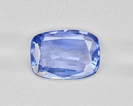 Blue Sapphire, 4.77ct - Mined in Sri Lanka | Certified by IGI