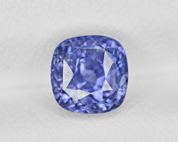 Blue Sapphire, 2.08ct - Mined in Sri Lanka | Certified by IGI