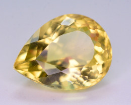 Gorgeous Color 8.80 Ct Natural Citrine. A