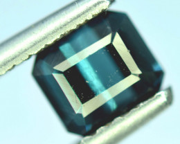 1.55 CT. Neon Blue Indicolite Color Natural Tourmaline Gemstone