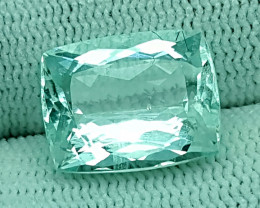 6.35CT AQUAMARINE  BEST QUALITY GEMSTONE IIGC10
