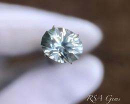 Aquamarine - 2.70 carats