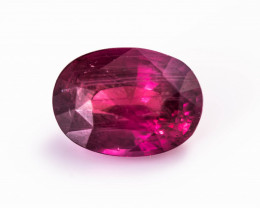 GIA Ruby 1.65 ct Mozambique GPC Lab