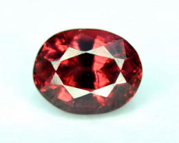 2.05 Carats Red Color Spinel Gemstone