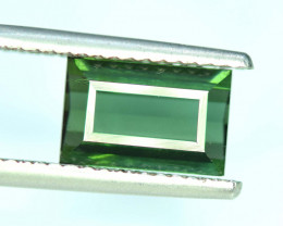 3.10 Carats Bluish Green Color Tourmaline Gemstone From AFG