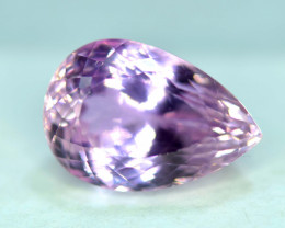 18.80 Carats Natural Pink Color Kunzite Gemstone