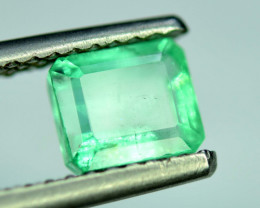 Next bid wins 2.00 Super Top Quality Natural Colombian Emerald Gemstone