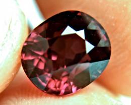 4.66 Carat VVS African Raspberry Rhodolite Garnet - Gorgeous