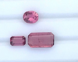 4.10 carats rubelitte pink color Tourmaline Gemstone From