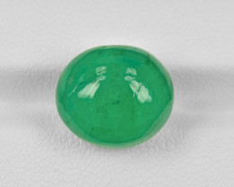 Emerald, 12.91ct-Mined in Russia