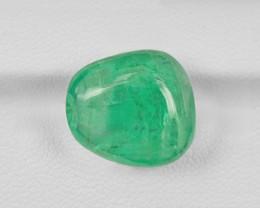 Emerald, 13.67ct-Mined in Russia